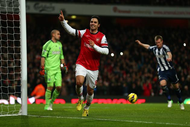 Arsenal vs. West Brom: Score, Analysis and Grades
