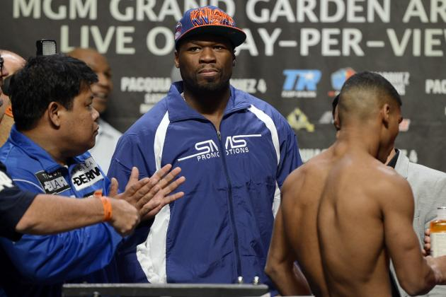 Is 50 Cent Right When He Says WWE-Style Theatrics Could Help Boxing?