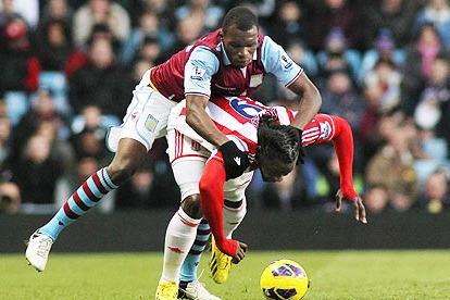 Aston Villa Draw Stoke City 0-0
