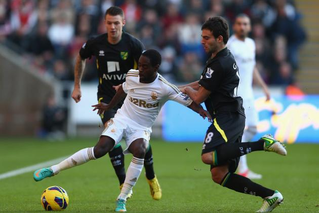 Norwich Bring Swansea Back Down to Earth with Thrilling Victory