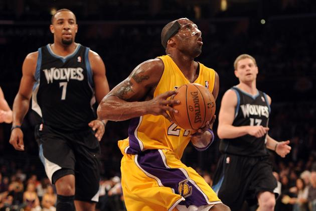 NBA Rumors: Latest on Kobe Bryant, Derrick Williams and More League Buzz