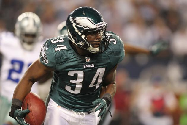 Bryce Brown: Eagles RB a Must-Start Despite Tough Week 14 Matchup