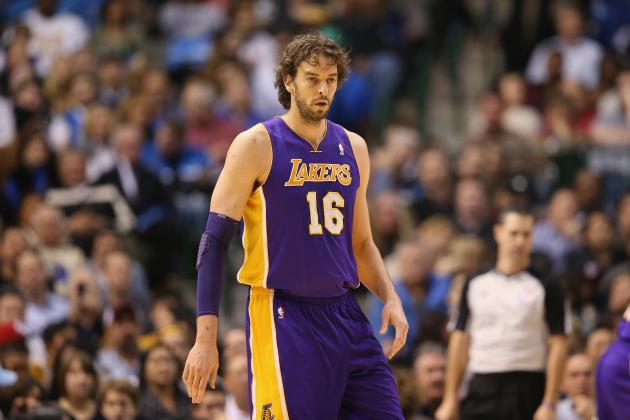 NBA Trade Rumors: Latest on Pau Gasol and Other Rumblings Around the League