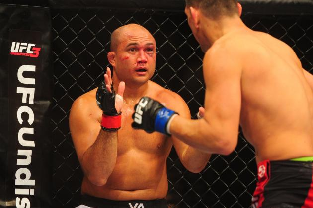 UFC on Fox 5: Why You Should Bet on Shogun Rua and BJ Penn