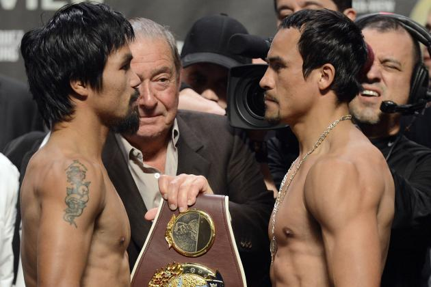 Battle of Trainers: The Story of Manny Pacquiao and Juan Manuel Marquez