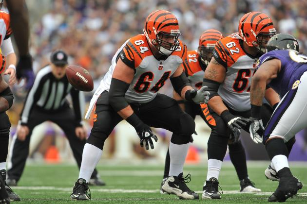Kyle Cook Back on Cincinnati Bengals Active Roster; Armon Binns Waived