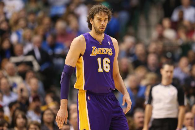 NBA Rumors: Why Pau Gasol for Andrea Bargnani Makes Sense for Both Teams