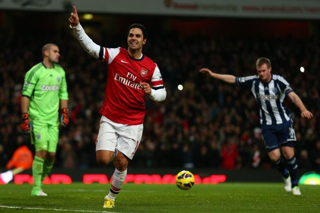 Arsenal vs. West Brom: Slumping Gunners Find Momentum Despite Controversy