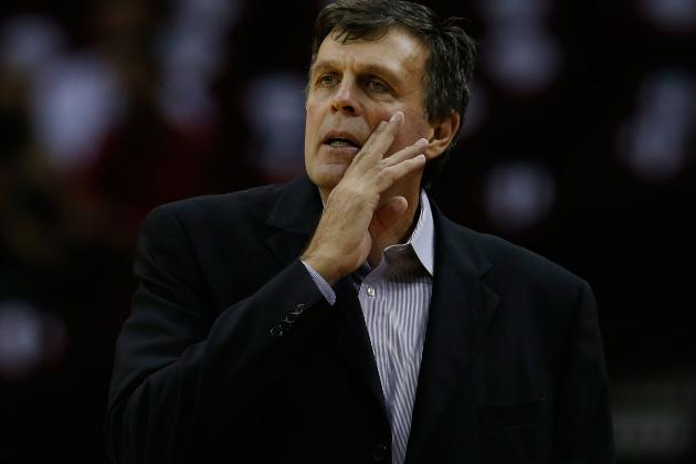 Report: Kevin McHale to Return to Rockets Saturday