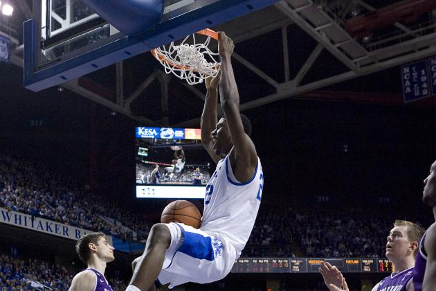 Kentucky vs. Portland: Wildcats Turn Up Heat in 2nd Half, Blow Out Pilots 74-46