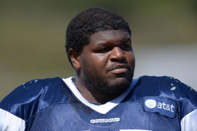 Cowboys DT Josh Brent Arrested for Intoxication Manslaughter