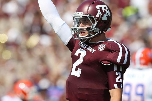 Bowl Projections 2012: Johnny Manziel and More Stars That Will Shine