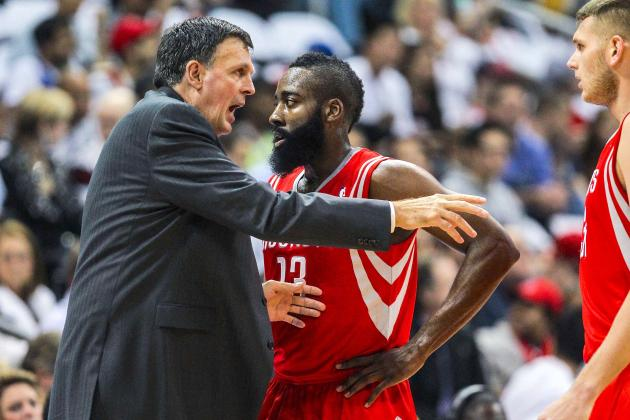 Rockets Coach Kevin McHale Reportedly Set to Return from Leave of Absence