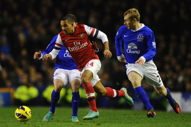 Arsenal Transfer News: Club Has Created Tough Situation with Theo Walcott