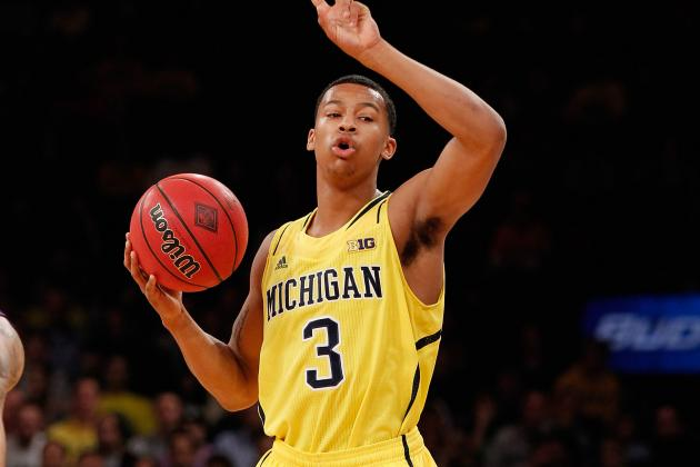2013 NBA Draft Breakdown and Scouting Report for Trey Burke