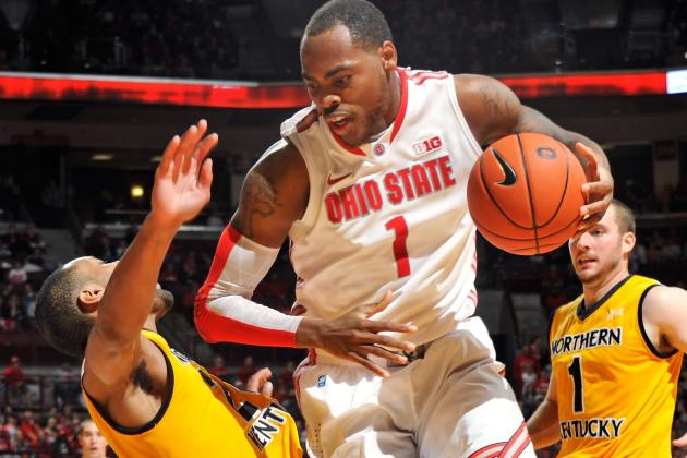 Thomas, Ohio State Overwhelm Long Beach St.
