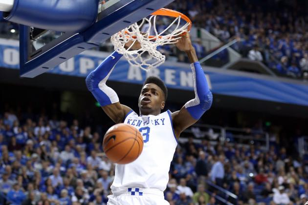 Kentucky Breezes Past Overmatched Portland