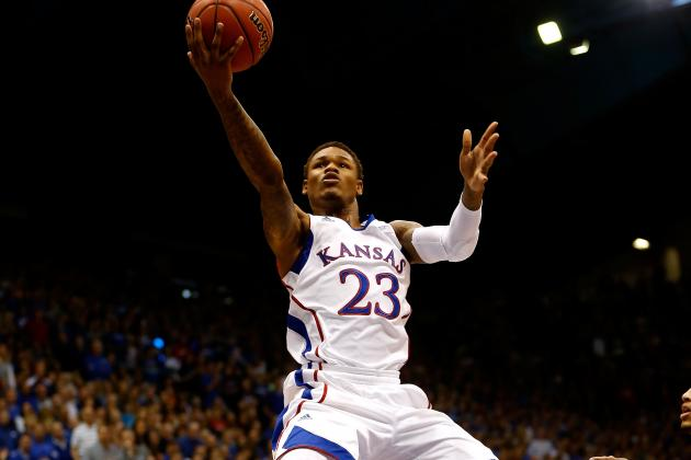 Kansas Trounces Colorado Behind Breakout Performance from McLemore