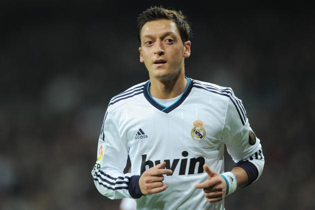 Valldolid 2-3 Real Madrid: Ozil Hits Two