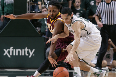 Michigan State Holds off Loyola, Wins 73-61 After Second-Half Surge