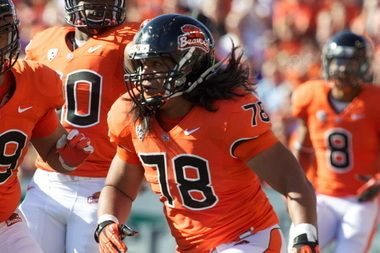 3 Oregon State Football Players Jailed on Counts of 3rd Degree Assault