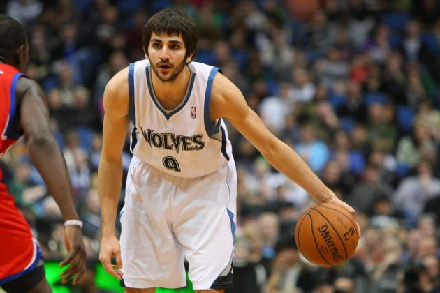 Ricky Rubio's Return Will Have Even Bigger Impact Than Steve Nash's