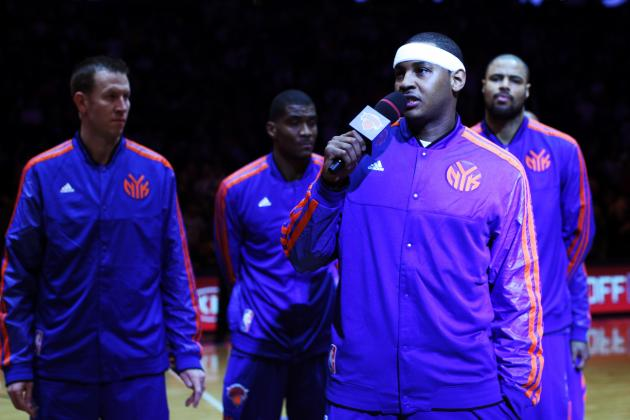 After a Decade, New York Knicks' Loyal Fans Finally Have Reason to Be Excited