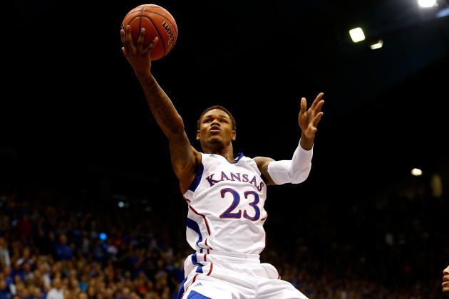 McLemore Key as No. 9 Kansas Rolls Colorado