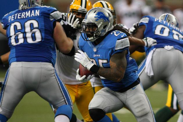 Packers vs. Lions: Why Both Teams Must Run the Ball to Win SNF Clash