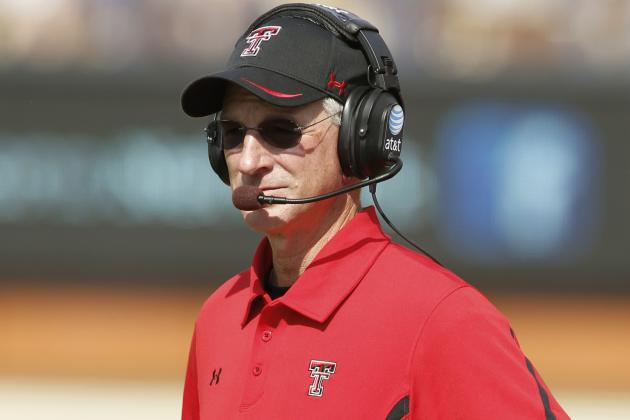 Texas Tech Football: Breaking Down Potential Replacements for Tommy Tuberville