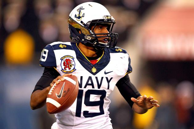 Army-Navy Game 2012: Live Score, Results and Analysis