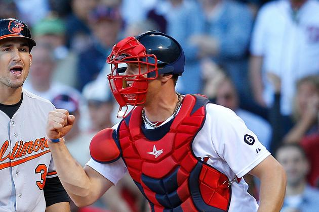 Lavarnway 'Excited' About 2013 Red Sox