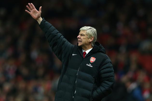 Wenger: 'The Team Was Serious and Resolute'