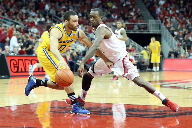 FAST FIVE: Louisville Tops UMKC 99-47
