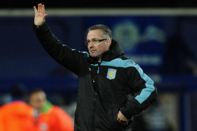 Villa 0-0 Stoke Video Reaction: Lambert, Clark and Lowton