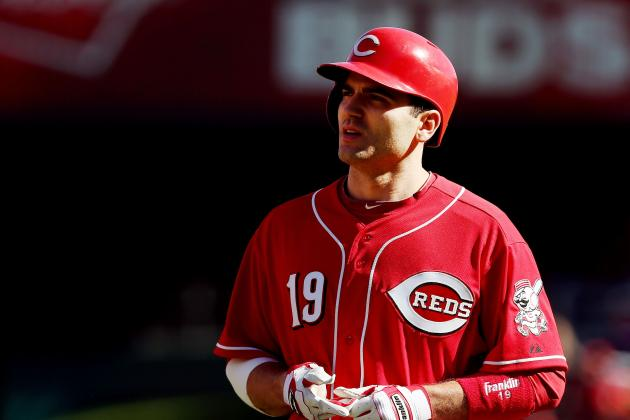 Votto Still Not Over Stunning Playoff Loss