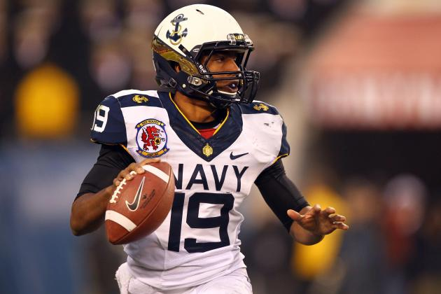 Commander in Chief Trophy: Late Score Ensures Navy's 11th Straight Win over Army