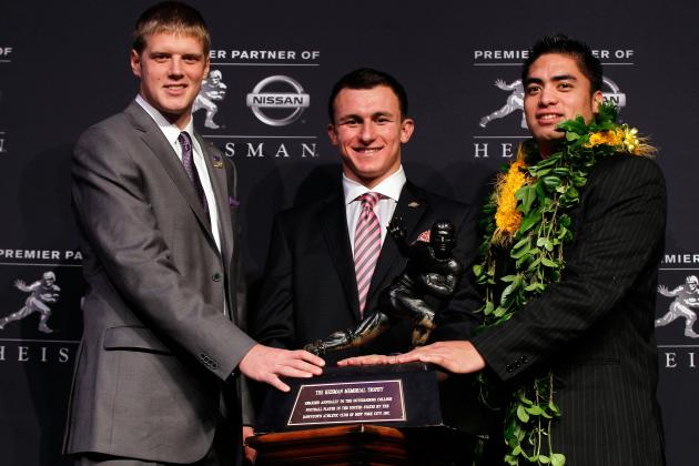 Heisman Odds 2012: Gauging Each Finalist's Chances at the Trophy