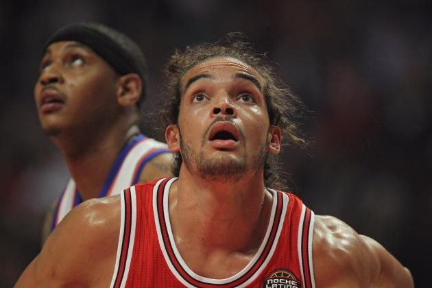 New York Knicks vs. Chicago Bulls: Live Score, Results and Game Highlights