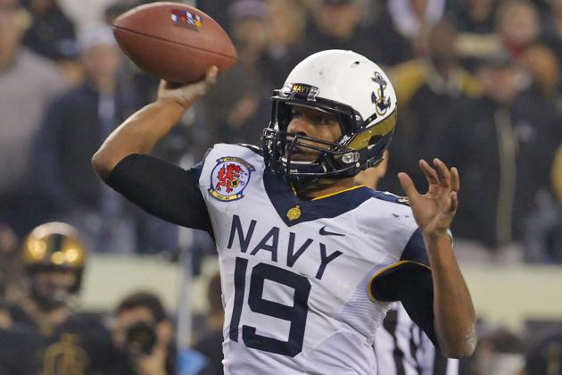 Army-Navy Game 2012: Twitter Reaction, Postgame Recap and Analysis