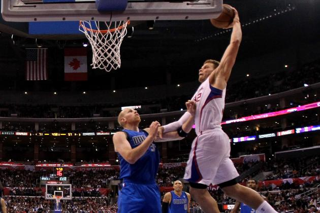 Grading Blake Griffin's Latest Ridiculous Dunk