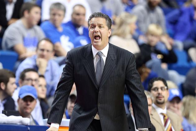 UK Coach John Calipari to Nerlens Noel: You Are an Energy Guy, Not a Skill Guy