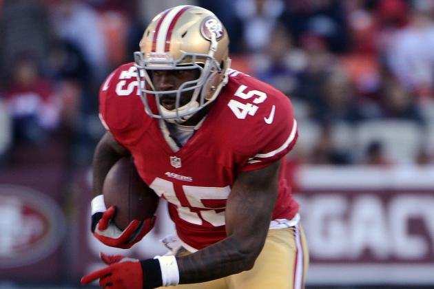 Brandon Jacobs Mad He's Not Playing, Rips Fans Who Criticize Him