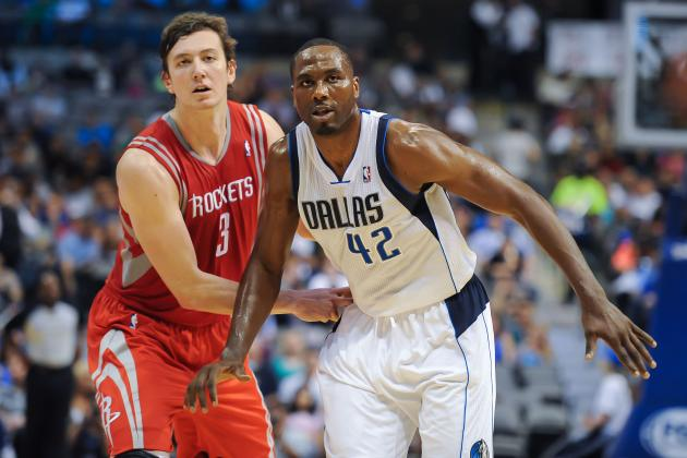 Houston Rockets vs. Dallas Mavericks: Live Score, Results and Game Highlights