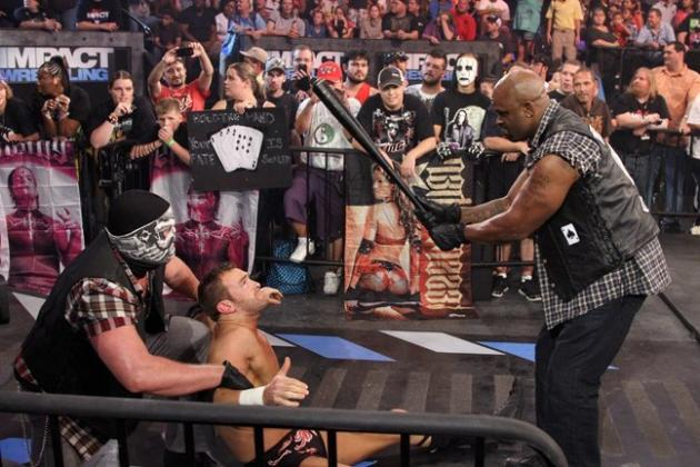 Does Devon's TNA TV Title Victory Set Up an Eventual Feud with Magnus?