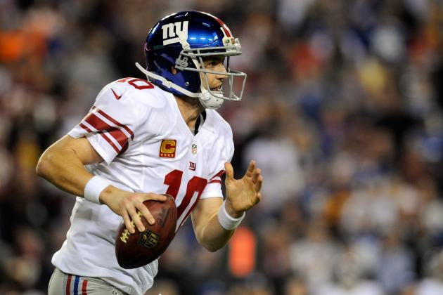 Saints vs. Giants: Game Is Must-Win for New York to Retain Its Hold on NFC East