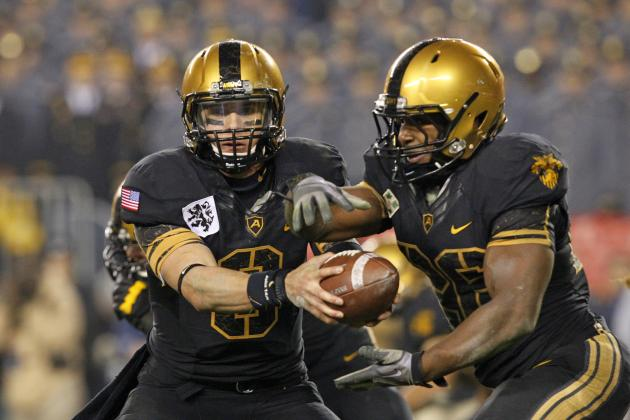 Navy Tops Army Football for 11th Straight Year