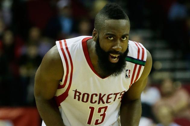 NBA Gamecast: Mavs vs. Rockets