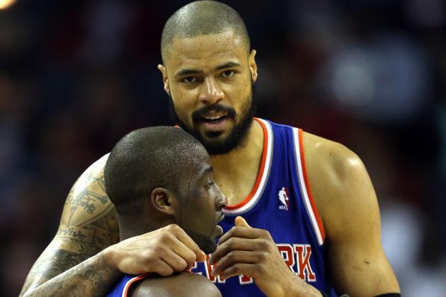 Bulls Beat Knicks 93-85
