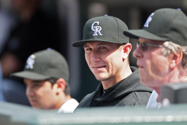 Is Colorado Rockies SS Troy Tulowitzki Injury-Prone?